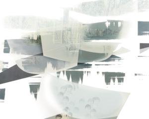 Anna Caruso - è così facile quando non è impossibile, acrilico su tela, DEF 100x130cm, 2017pp